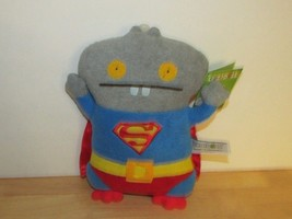 "UGLYDOLL Gund 11"" Babo as Superman Plush Toy DC Comics ugly doll figure NEW - $13.36"