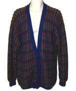 Vintage 60s Royal Alpaca Sweater size med large cardigan  - $65.00