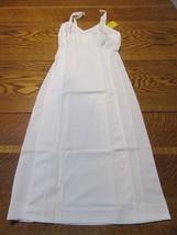 Vintage Ladies Powers Model 100% Nylon Slip-Size 34 Tall-NWT - $10.00