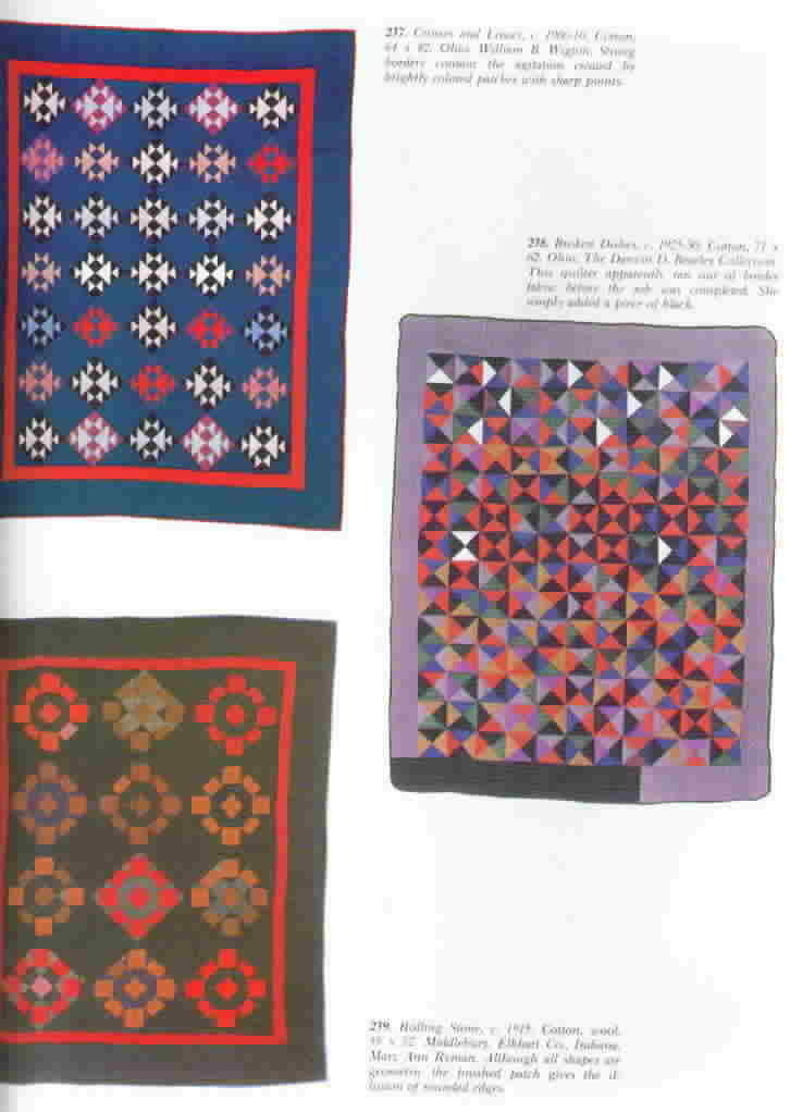 The World of Amish Quilts by Rachel and Kenneth Pellman