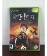 Harry Potter and the Goblet of Fire (Microsoft Xbox) - $9.50