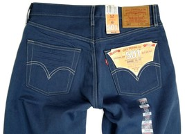 NEW NWT LEVI'S 501 MEN'S ORIGINAL FIT STRAIGHT LEG JEANS BUTTON FLY 501-1146