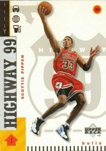 Scottie Pippen 1999-2000 Upper Deck # 300 - $1.58