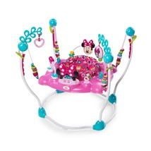 Minnie Mouse Peek A Boo Activity Jumper - $157.99