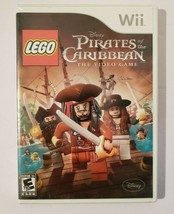 LEGO Pirates of the Caribbean The Video Game 2011 Nintendo Wii CIB Complete - $10.84