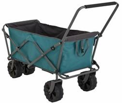 Uquip Beach Cart Buddy XL Big Wheels for Sand Heavy Duty Steel Frame 220... - $253.32
