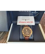 Maserati wristwatch rosegold men - $179.99