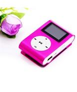 Mp3 Music Player Lcd Screen Audio Stereo Basss Storage Flash Memory Port... - $6.88