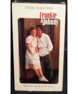 Frankie & Johnny - Al Pacina, Michelle Pfeiffer - Gently Used VHS Video ... - $5.93
