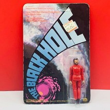 The Black Hole action figure toy 1979 mego disney MOC unpunched Hans Rei... - $91.76
