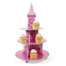 "Perfectly Paris Cupcake Stand 19"" x 12"" - $15.19"