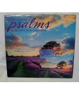 Scriptures Of Praise Psalms12 Month 2014 Calendar And Mini Calendar Set - $2.96