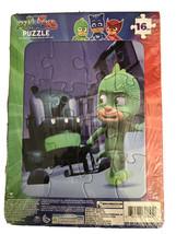 """NEW PJ MASKS Framed Tray 16 Piece Jigsaw Puzzle 8.5"""" x 11.7"""" - $5.30"""