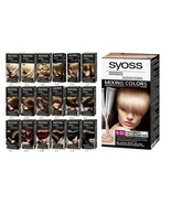 SYOSS PROFESSIONAL PERFORMANCE Hair Colour  Permanent Long  Lasting - $11.99