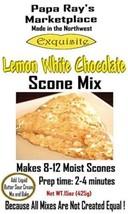 Papa Ray's Marketplace (Lemon White Chocolate Scone Mix) - $13.99