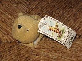 Gund UK Classic Pooh Baby Wrist Rattle Bear - $83.60
