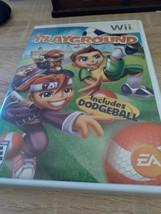 Nintendo Wii EA Playground - COMPLETE image 1