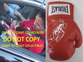 Manny Pacquiao, Pacman, signed, autogrpahed, Boxing Glove, COA with exact Proof - $199.99