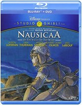 Disney Nausicaä of the Valley of the Wind [Blu-ray + DVD]