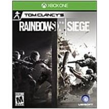 Ubisoft 887256014681 Tom Clancy's Rainbow Six Siege - First Person Shoot... - $42.05