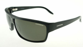 Carrera 61 Shiny Black / Gray Sunglasses 61/S 807 - $117.11
