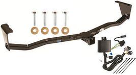 Trailer Hitch Fits 2007-2012 Hyundai Velacruz W/ Wiring Kit Class Iii Brand New - $261.14