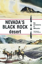 Nevada's Black Rock Desert ~ Rock Hounding - $9.95