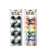 Chloe Hair Accessories Ponytail Holder Ball Tie Beads Girls Kids Solid S... - $4.90+