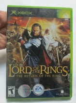 Lord of the Rings: The Return of the King (Microsoft Xbox, 2003) Complete - $12.00