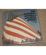 US Navy Band National Anthem & Anchors Aweigh 45 WPS - $19.99