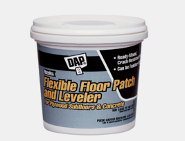 DAP Bondex FLEXIBLE FLOOR PATCH & Floor Leveler Plywood Concrete 1 Gallo... - $43.99