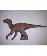 Dinosaur Toy Action Figure Used 2000 Velociraptor 1072-P - $12.64