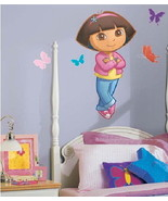 Dora the Explorer Figure Giant Peel and Stick Wall Sticker Decal NEW SEALED - $22.24