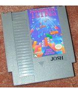 TETRIS THE Original NES game+FREE SIGNED TRADING CARD - $11.99