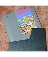 DR. MARIO Vintage NES game+FREE SIGNED Trading CARD! - $14.99