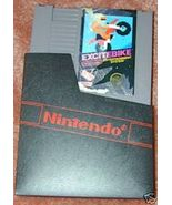 EXCITEBIKE Vintage NES game+FREE SIGNED Trading CARD! - $11.99