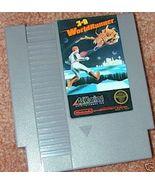 3-D WORLDRUNNER NES game+FREE SIGNED TRADING CARD - $11.99