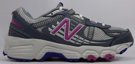 New Balance 410 v4 Women's Trail Running Shoes Size US 7 EU 37.5 Gray WT410GP4