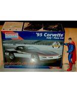 Monogram 1995 Chevy Corvette 1/24 Indy Pace Car OOP - $10.95