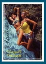 Autographed LORI #5 Swimsuit & Mermaids card Hot~Sexy~! - $9.99