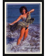 Autographed LORI #3 Swimsuit & Mermaids card Hot~Sexy~! - $9.99