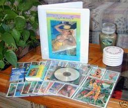 Bikinis & Mermaids Deluxe S/N Complete Binder w/CDROM - $49.95