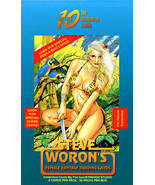 Woron's FULL Foil BOX (Bettie Page)+25 SIGNED CardsFree - $24.95