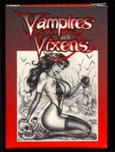 VAMPIRES and VIXENS Factory Set +Bonus Promos - $7.49