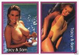 SAMANTHA FOX & TRACI LORDS cards '92-U Dont Have These! - $9.99