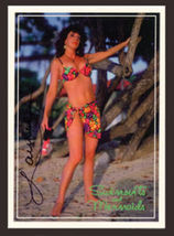 Autographed LORI #1 Swimsuit & Mermaids card Hot~Sexy~! - $9.99