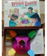 Classic! HANDS DOWN Game~Ages 6,7,8,9,10~Kids Luv it! - $10.88