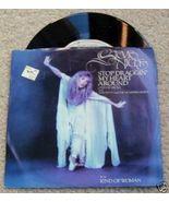 Stevie Nicks STOP DRAGGIN My HEART AROUND 45 RPM~Vinyl - $14.80