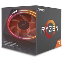 Amd Ryzen 7 2700X 8-Core Processor 3.7 G Hz (4.3 Max) Led Cooler YD270XBGAFBOX - $204.98
