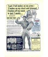 ARNOLD SHWARZENEGGER 1972 Mr Universe Ad-Look - $7.99